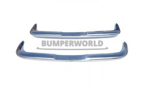 Lancia Flavia Sport Zagato bumpers