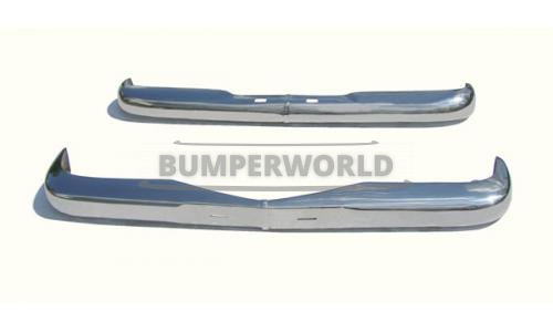 Mercedes W110 fintail bumpers