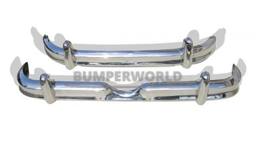 Daimler V8 (1962-1969) Deep bumpers