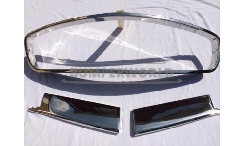 Mercedes 190 SL Roadster front grill