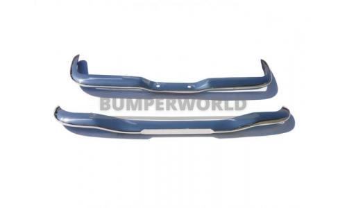 Honda S800 bumpers