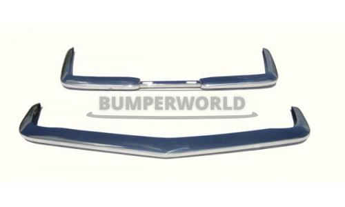 BMW GT bumpers