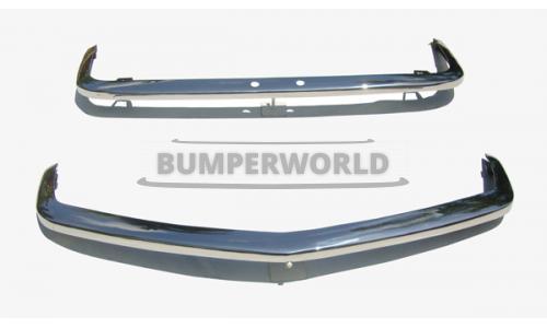 Triumph Spitfire MK4, MK3 GT6, 1500 bumpers