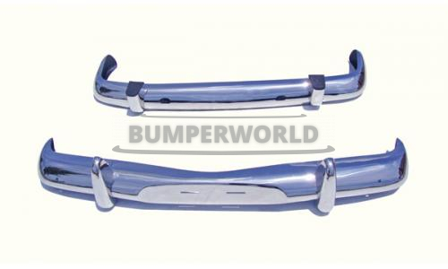 Volvo Amazon Combi Estate P220 bumpers
