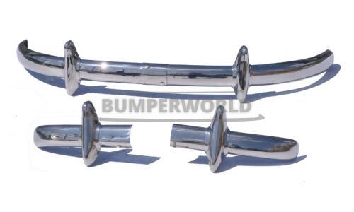Jensen 541R bumpers
