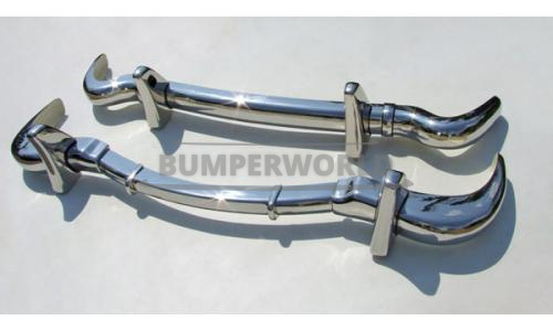Mercedes 190SL Roadster bumpers