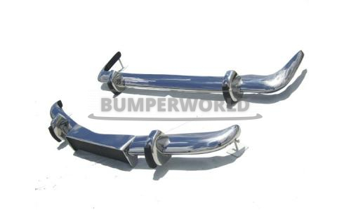 Rover P5B bumpers