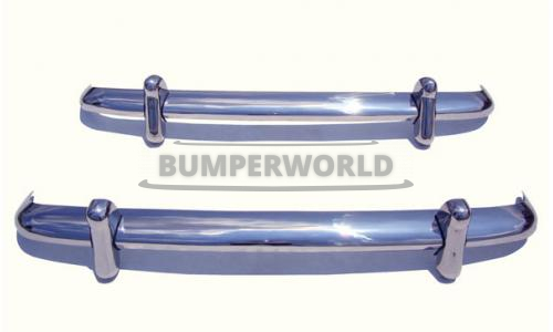 Sunbeam Alpine S1, S2, S3, and Tiger bumpers