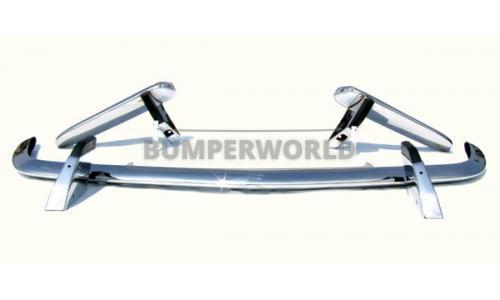 Opel GT bumpers