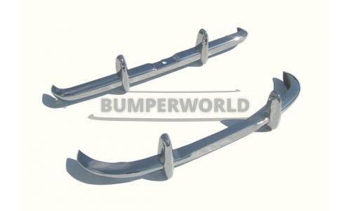 Datsun Fairlady roadster bumpers