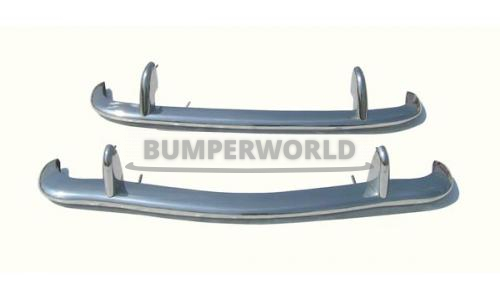 Fiat 1200 bumpers