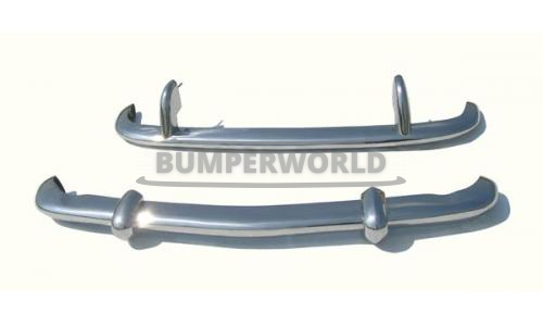 Fiat 1500 bumpers