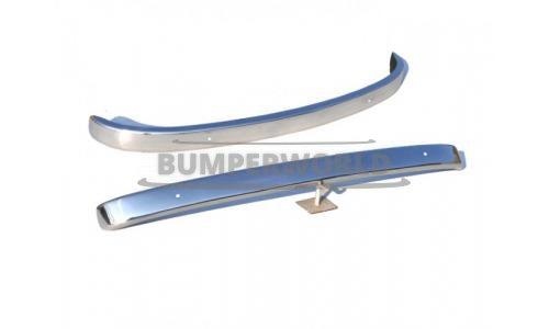 Fiat 500 bumpers