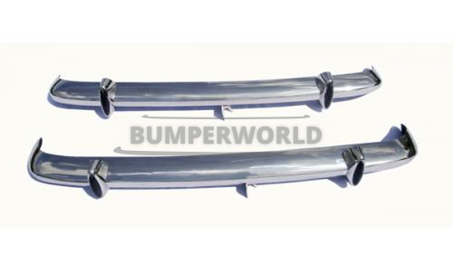 Sunbeam Alpine S4, S5 and Tiger bumpers