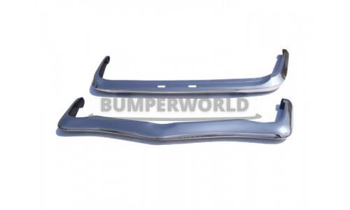 BMW 3200 CS Bertone bumpers